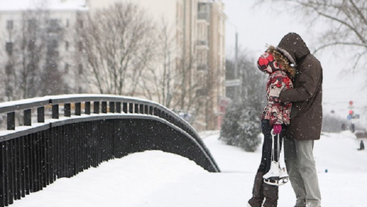 How Hugs Will Keep You From Getting Sick This Winter In Montreal