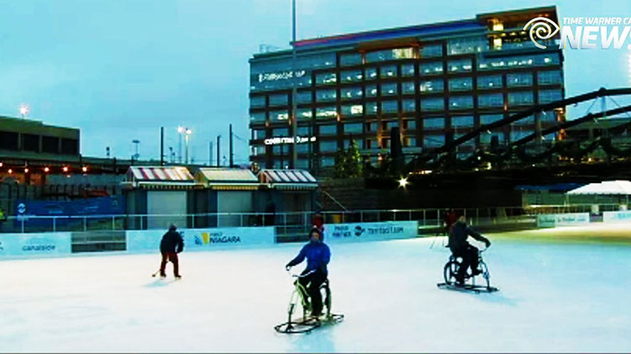 Montreal Should Get Ice Bikes For Outdoor Rinks