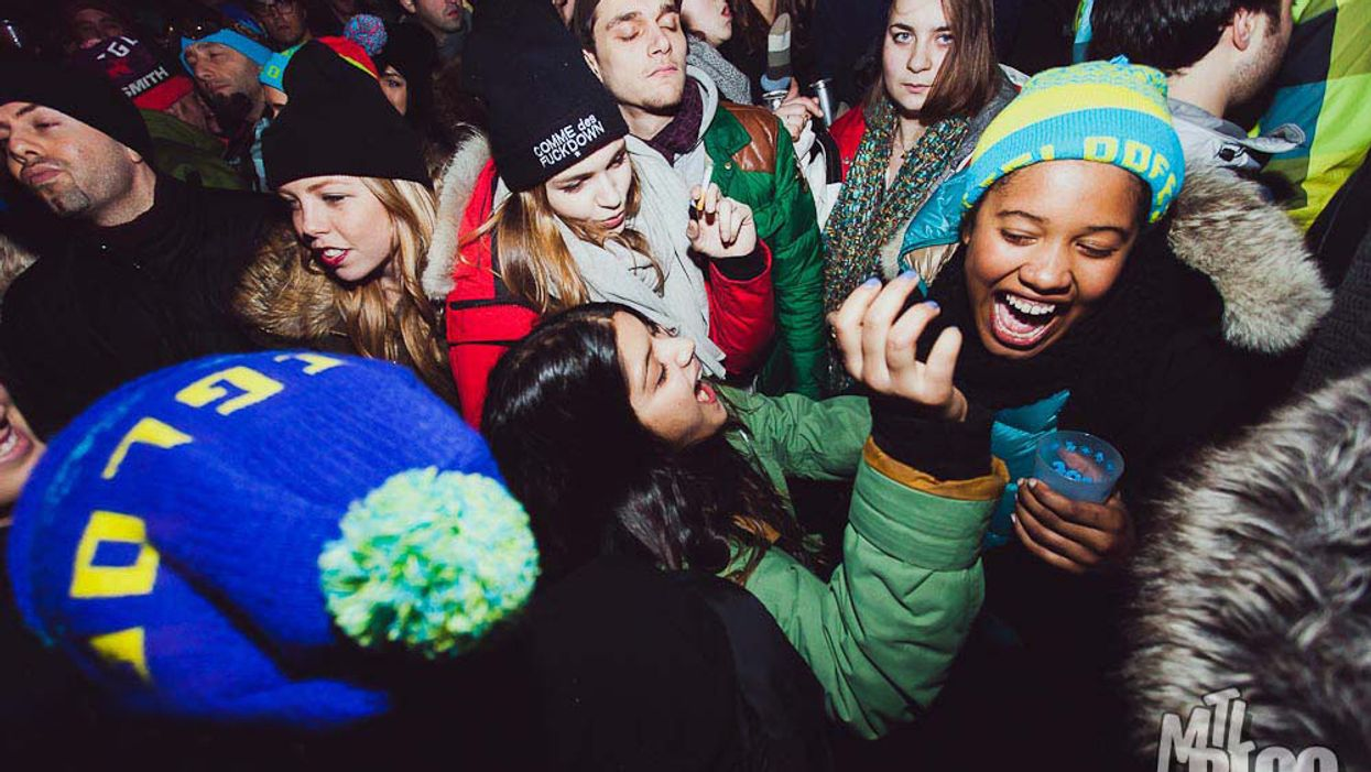 Montreal's Mount Royal Is Hosting A Free Outdoor Electronic Music Party This Weekend