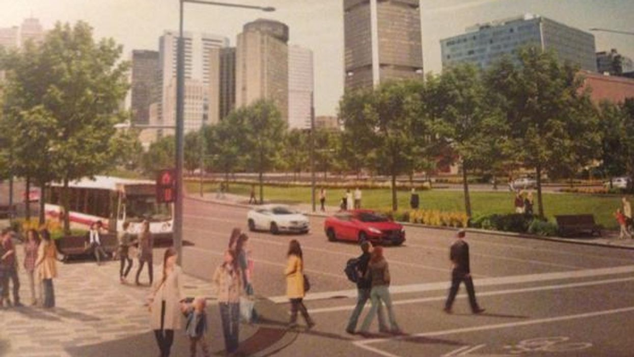 """Montreal's Bonaventure Expressway To Become An """"Urban Boulevard"""" In 2017"""