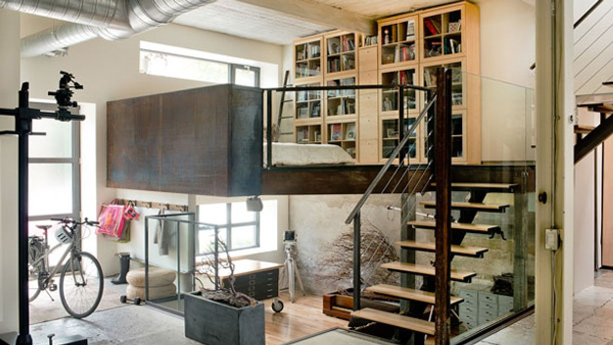 A Montreal Warehouse That Has Become The Most Magnificent Of Homes