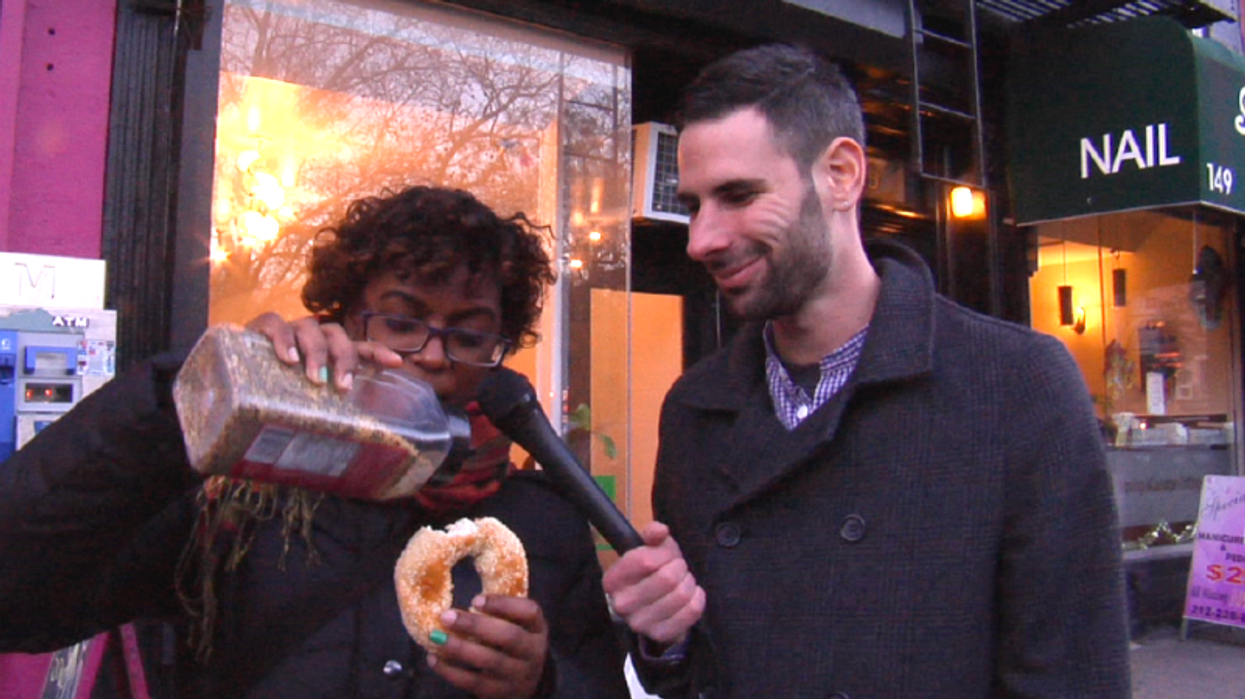 Montreal Bagels Voted The Better Bagel By New Yorkers ...With Montreal Steak Spice