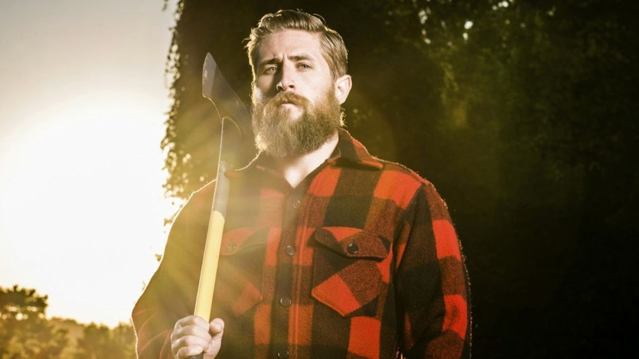 """12 Ways To Spot A """"Lumbersexual"""" In Montreal"""