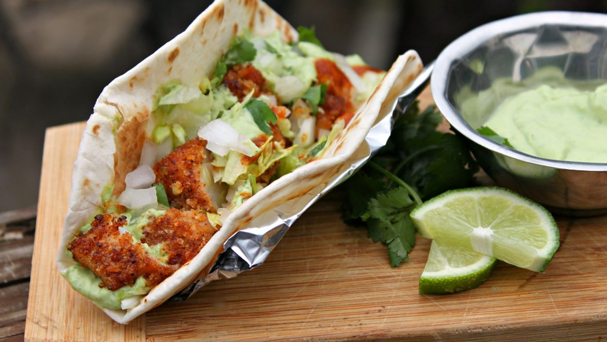 Best Montreal Fish Tacos