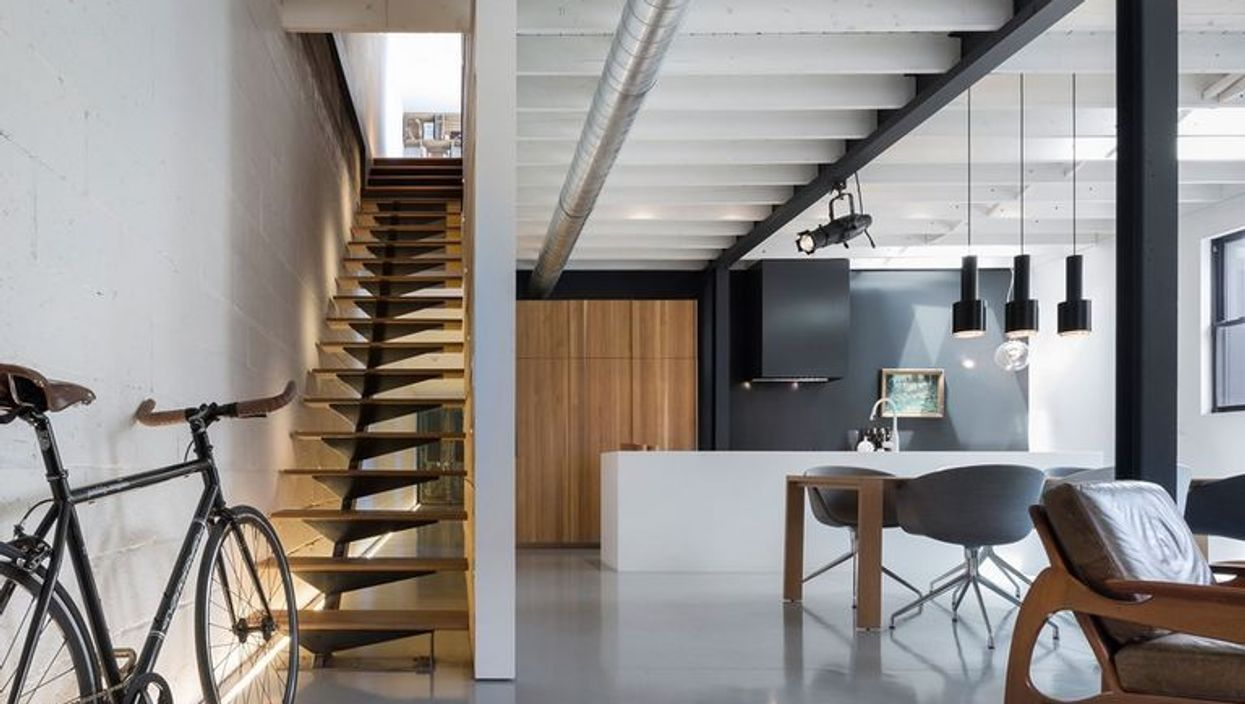 A Home In Montreal's Mile-Ex That Is More Than Meets The Eye