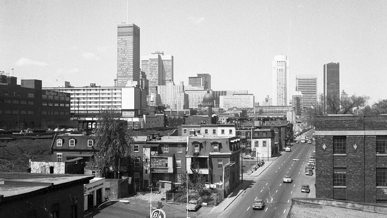 Photos Of Montreal's Little Burgundy In The 1960s Are Charming & Nostalgic