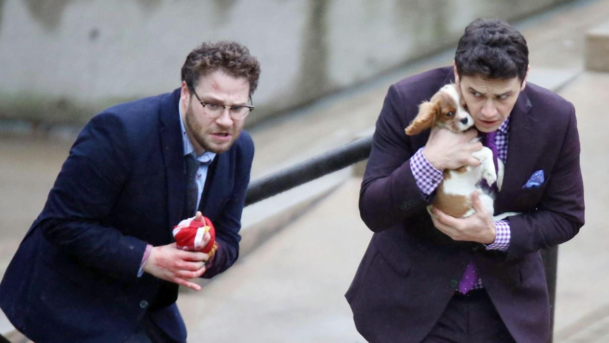 """It's Official, Montreal Movie Theatre To Screen """"The Interview"""" This Week"""