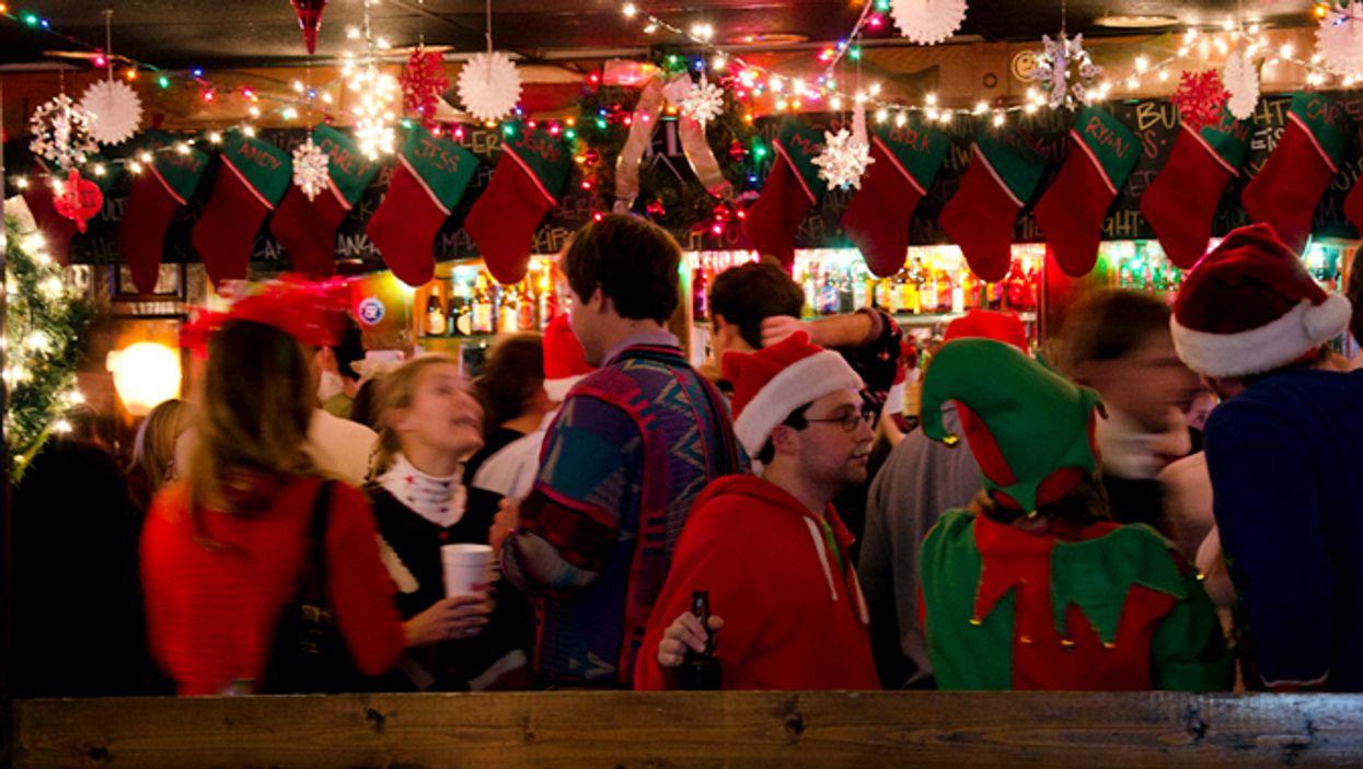 Montreal Bars And Clubs Open On Christmas Eve and Christmas Day