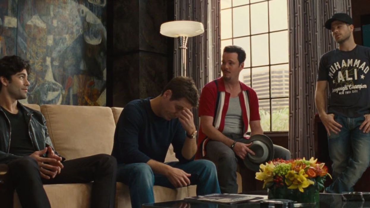 """The Official """"Entourage"""" Movie Trailer Is Here, So Grab A Beer And Cheer"""