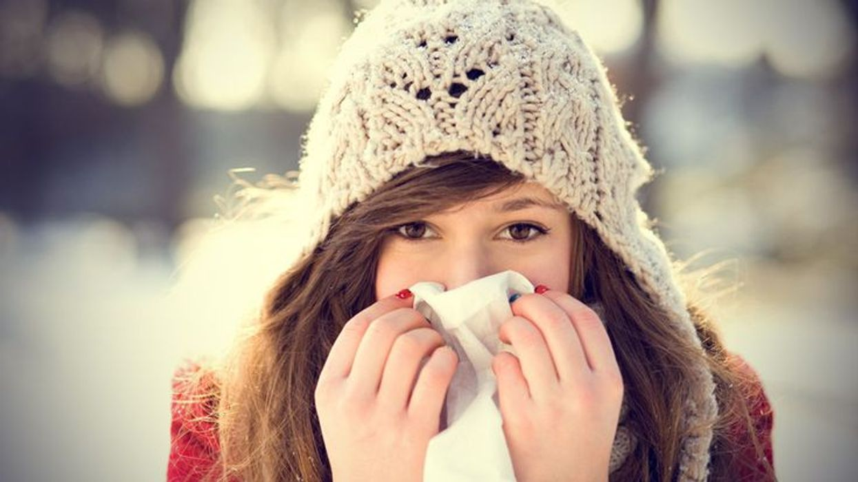 7 Easy Ways To Prevent Yourself From Getting Really Sick This Winter