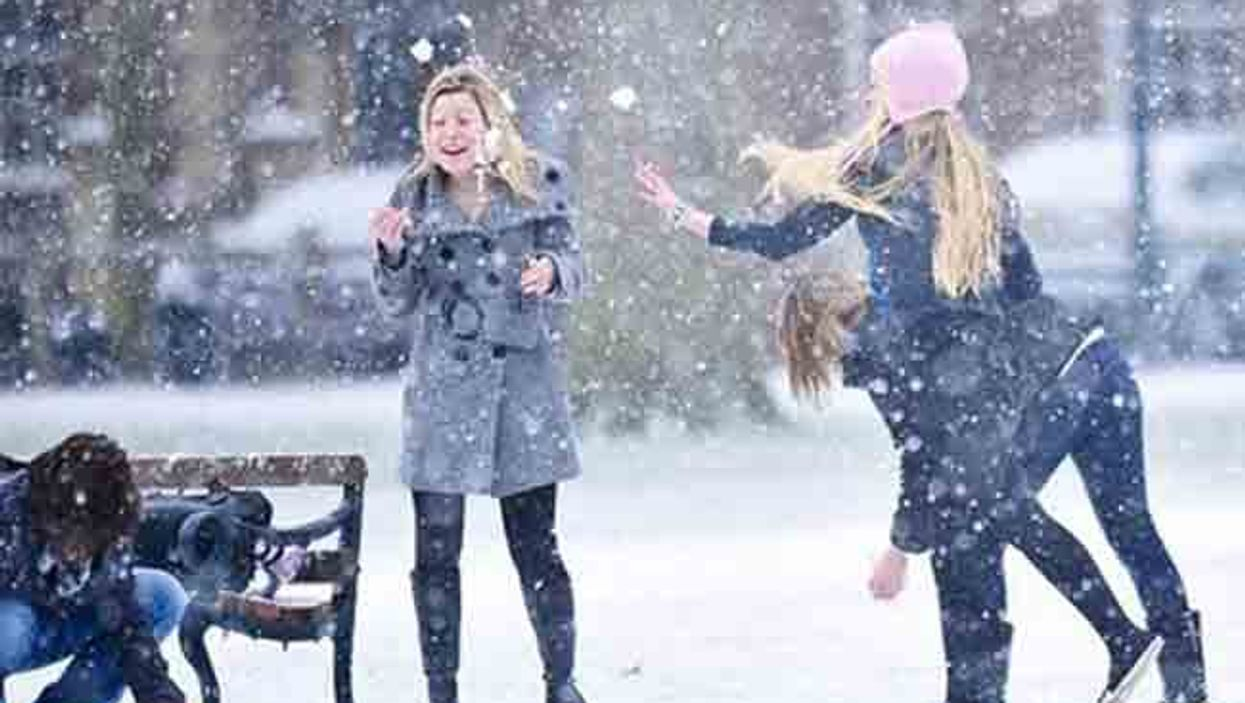 McGill University Is Hosting A Massive Montreal Snowball Fight Today