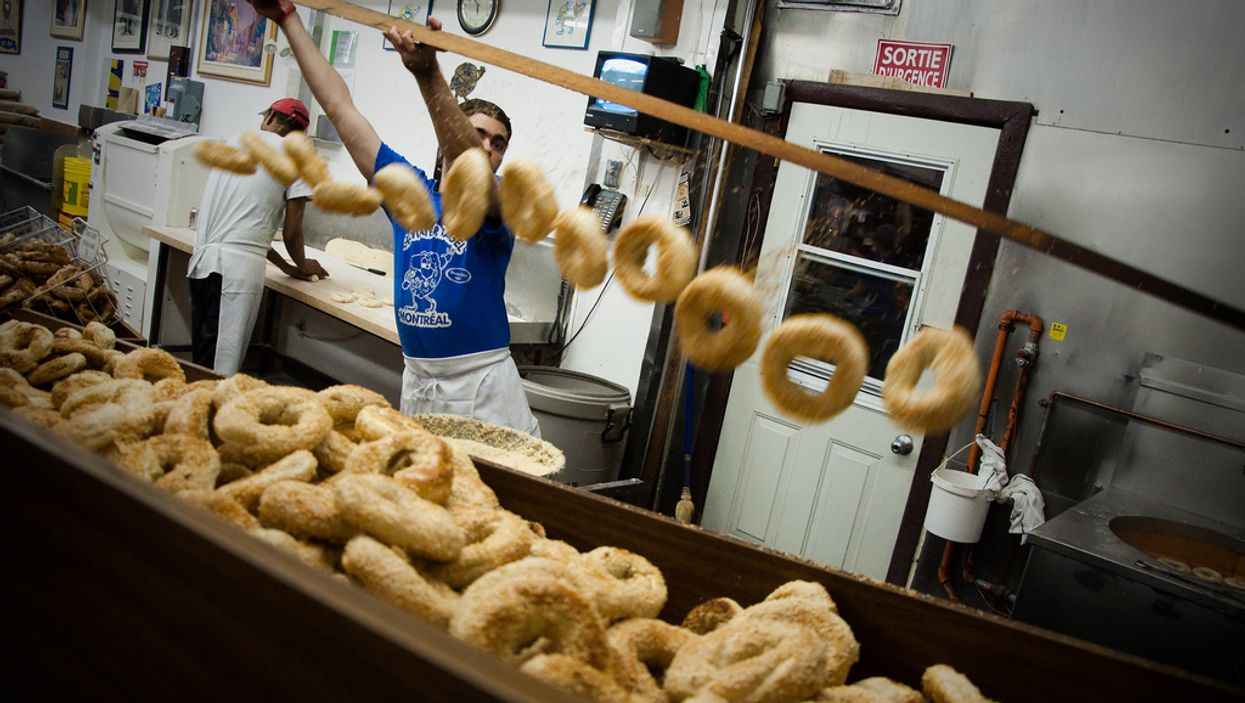 Montreal National Have A Bagel Day Is Today