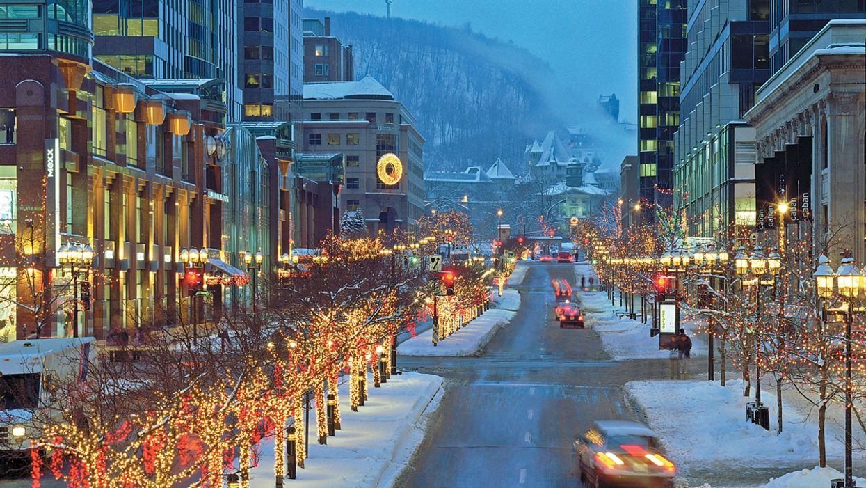 Free Montreal-Made Music To Listen To On Christmas Day