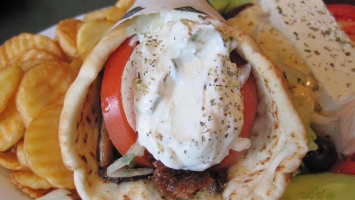 Best Montreal Greek Restaurants