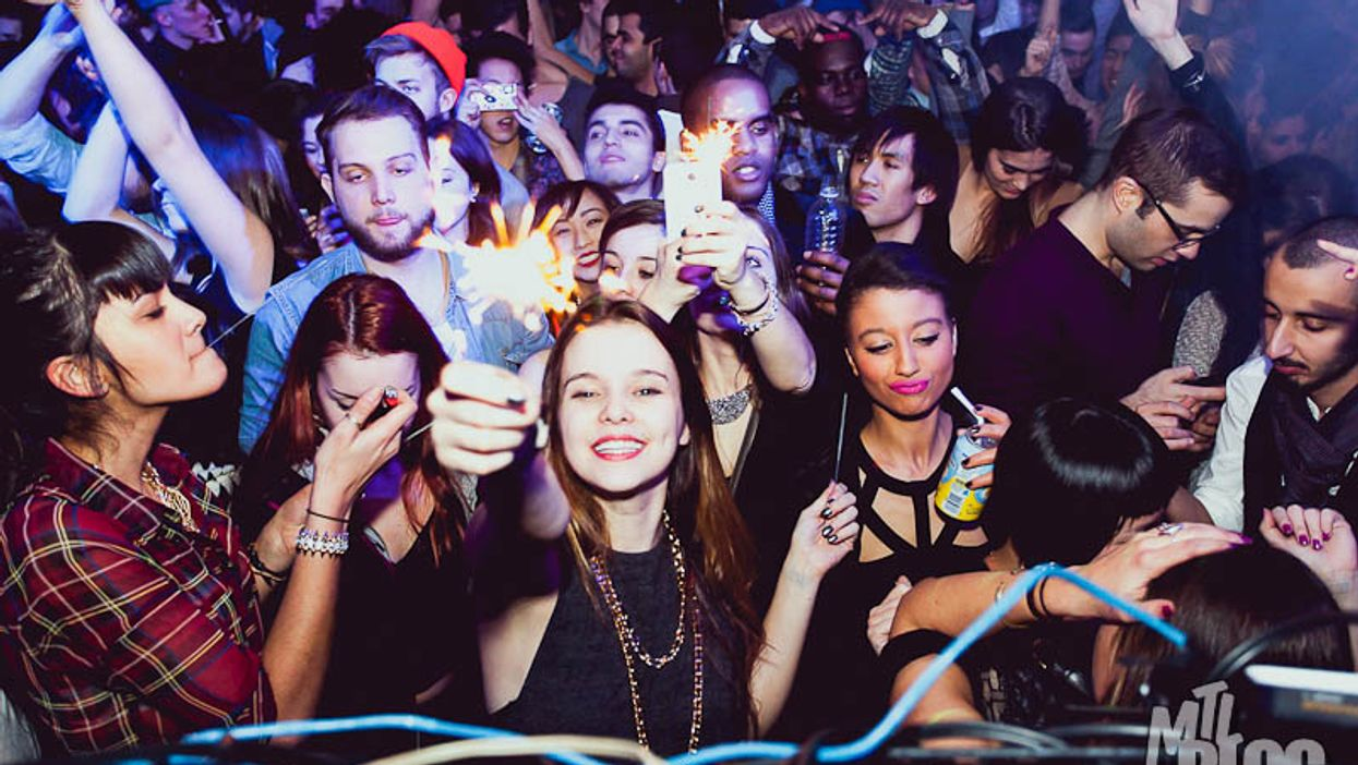 25 Montreal New Year's Eve Parties To Ring In 2015