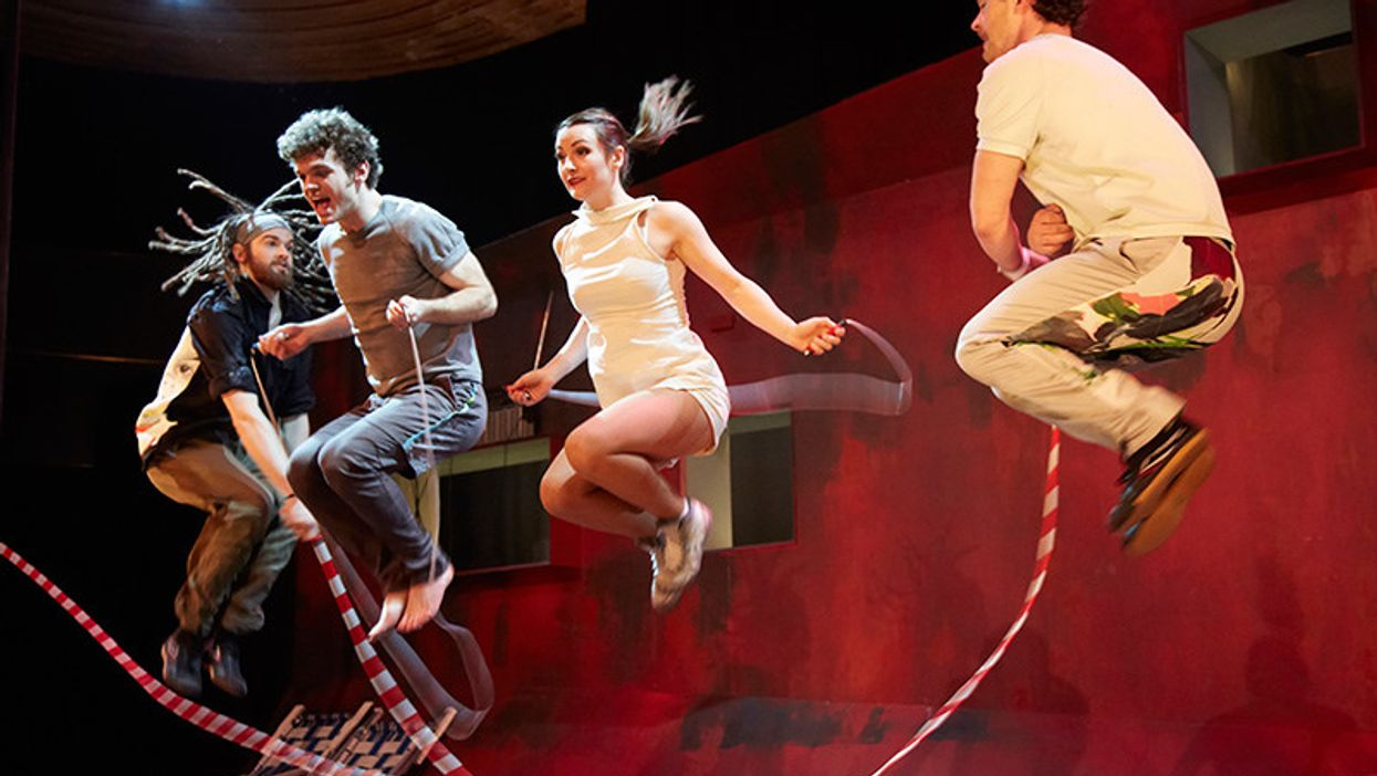 """Montreal Is Hosting A """"Winter Circus Festival"""" Beginning Next Week"""