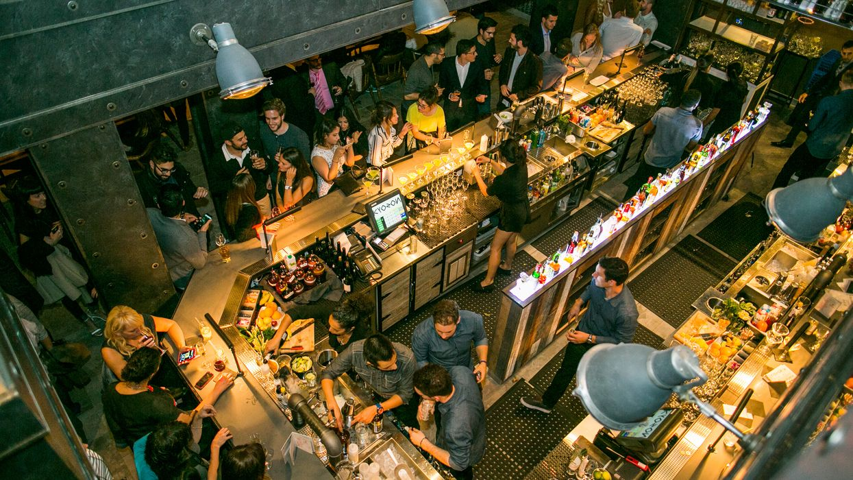 5 Montreal Restaurants To Eat And Party At To Kick Off 2015
