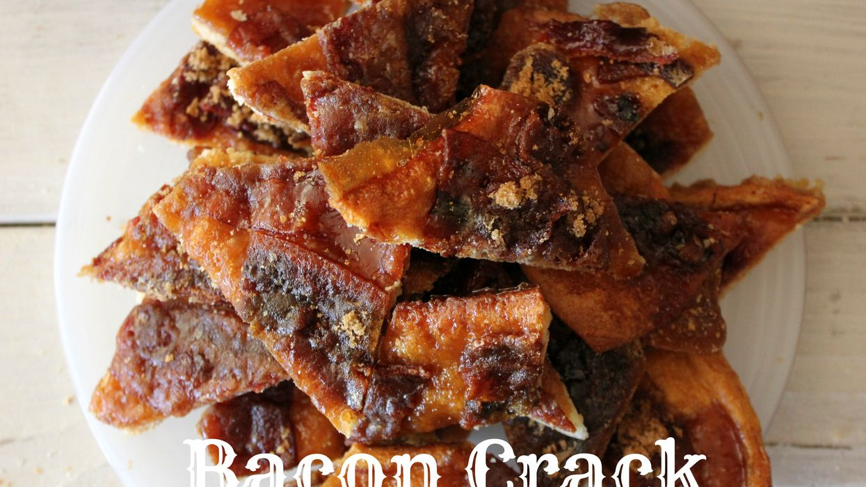 The Bacon Crack Snack You've Been Craving Since Forever