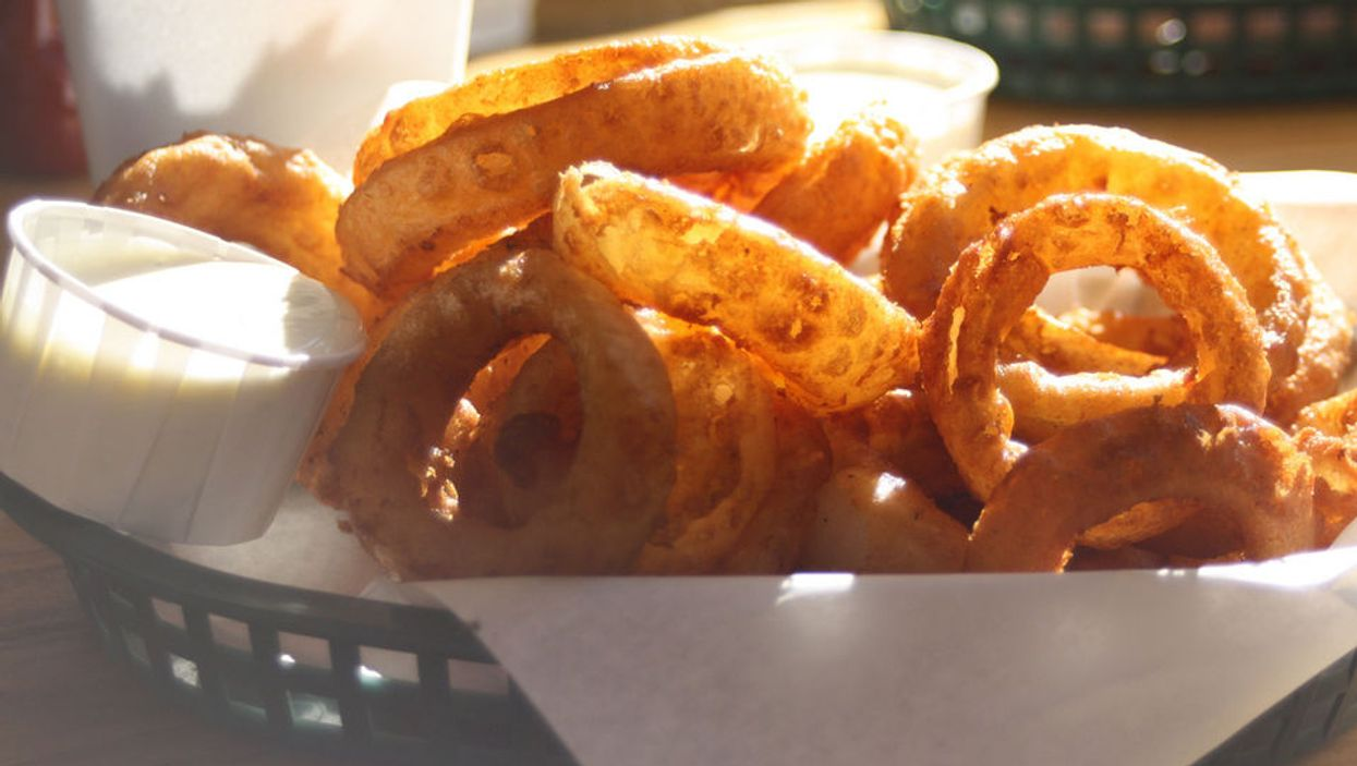 Best Montreal Onion Rings