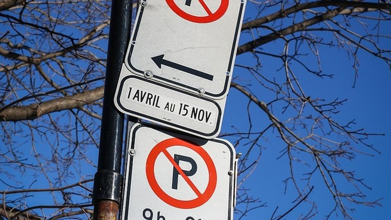 Montreal Smartphone App Now Translates Confusing Parking Signs For You