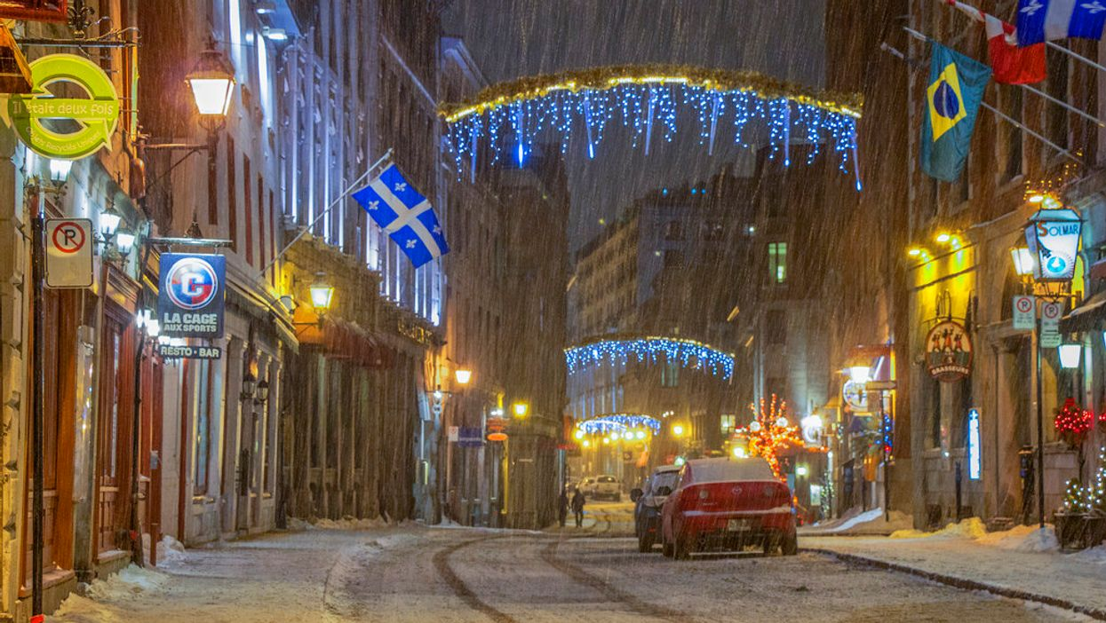 Montreal To Be Hit By Freezing Rain StormToday