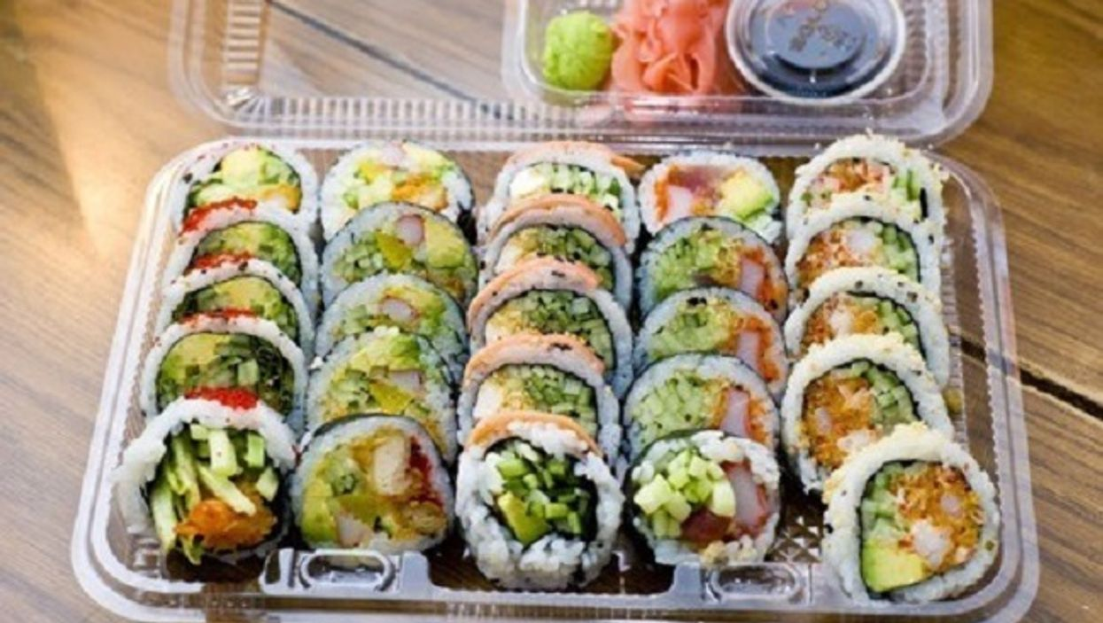 """Montreal Now Has A """"Vegan Sushi Shop"""" On Duluth Street"""