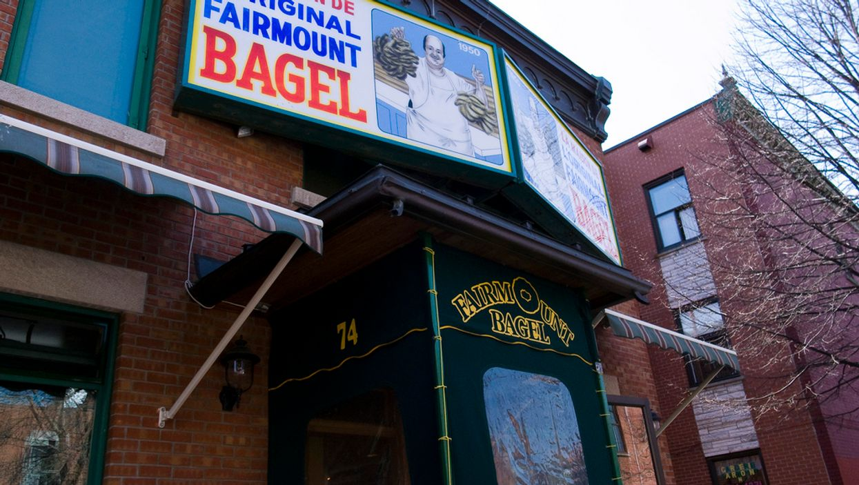 The Fairmount Bagel Twitter Account Is A Complete Fake