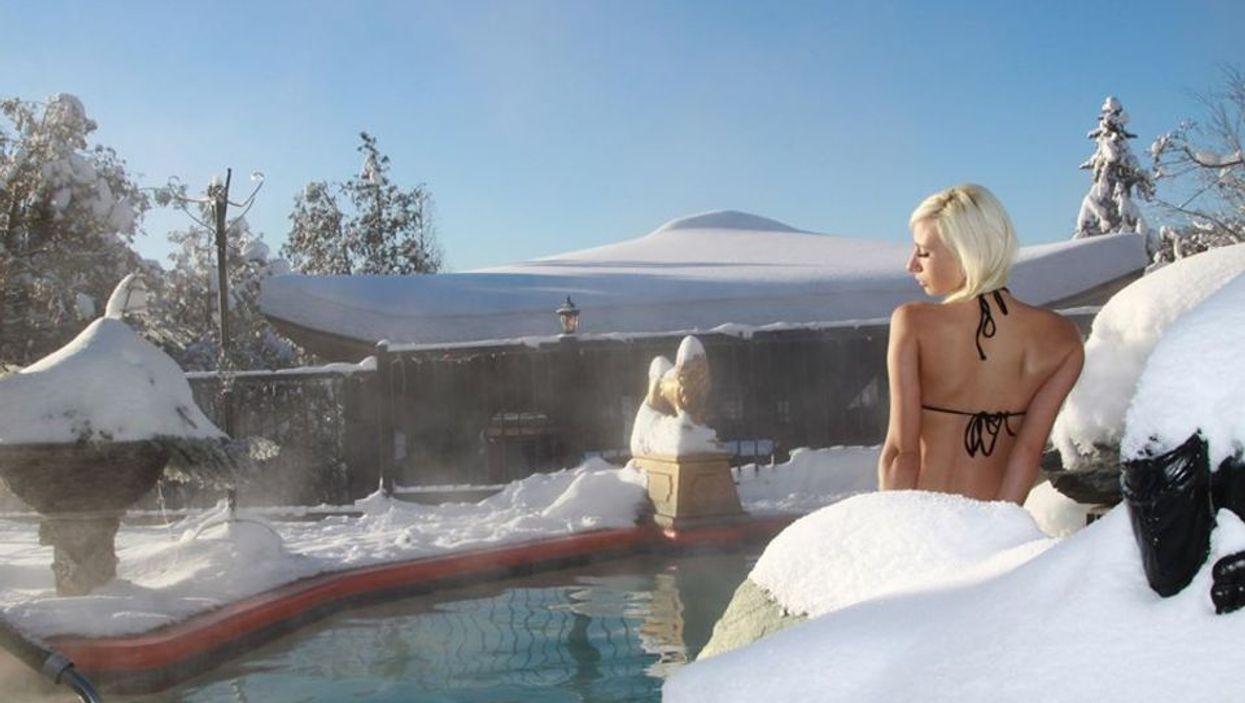6 Best Winter Spas Near Montreal