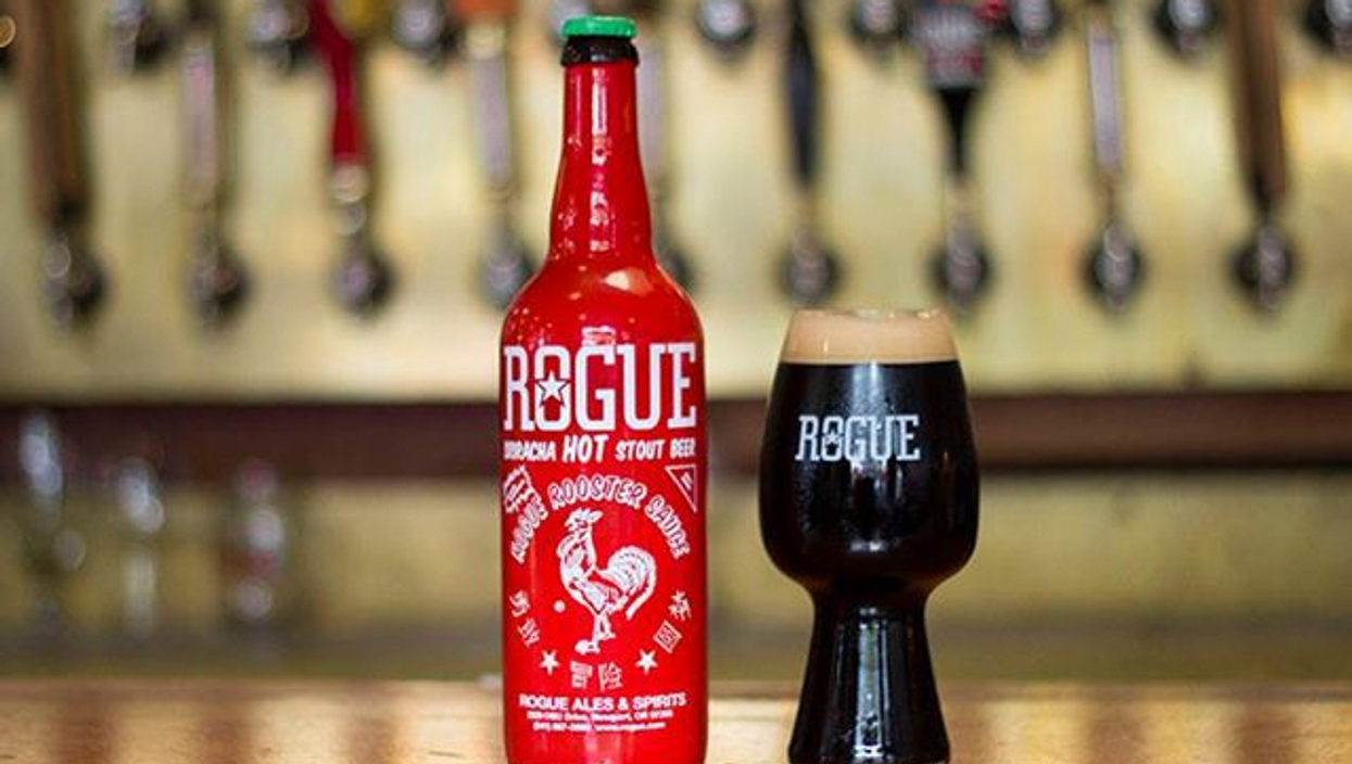 """""""Sriracha Beer"""" Is Now A Thing You Can Drink & Get Drunk On"""
