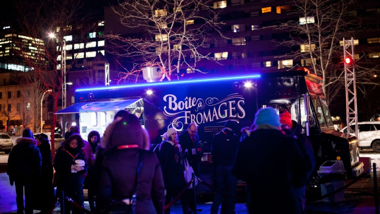 """Montreal Is Hosting A """"Winter Food Truck Festival"""" At Parc Jean-Drapeau"""