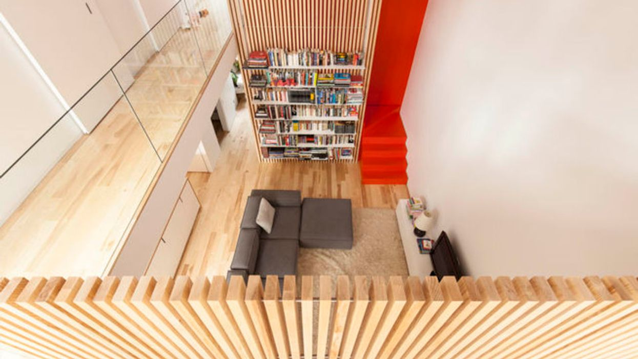 This Montreal House In Villeray Is The Perfect Blend Of Work And Play