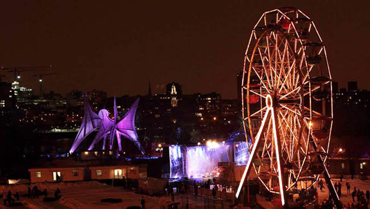 Top 10 Things To Do At Montreal's Fête des Neiges 2015 At Parc Jean-Drapeau