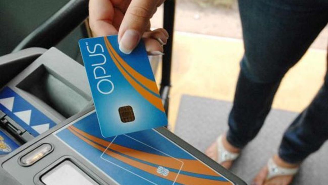How To Get A FREE Month Of Bus/Metro Rides On Your OPUS Card
