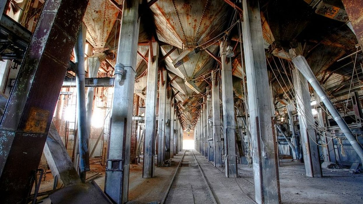 Montreal's Abandoned Silo No. 5 Like You Most Definitely Have Not Seen It Before
