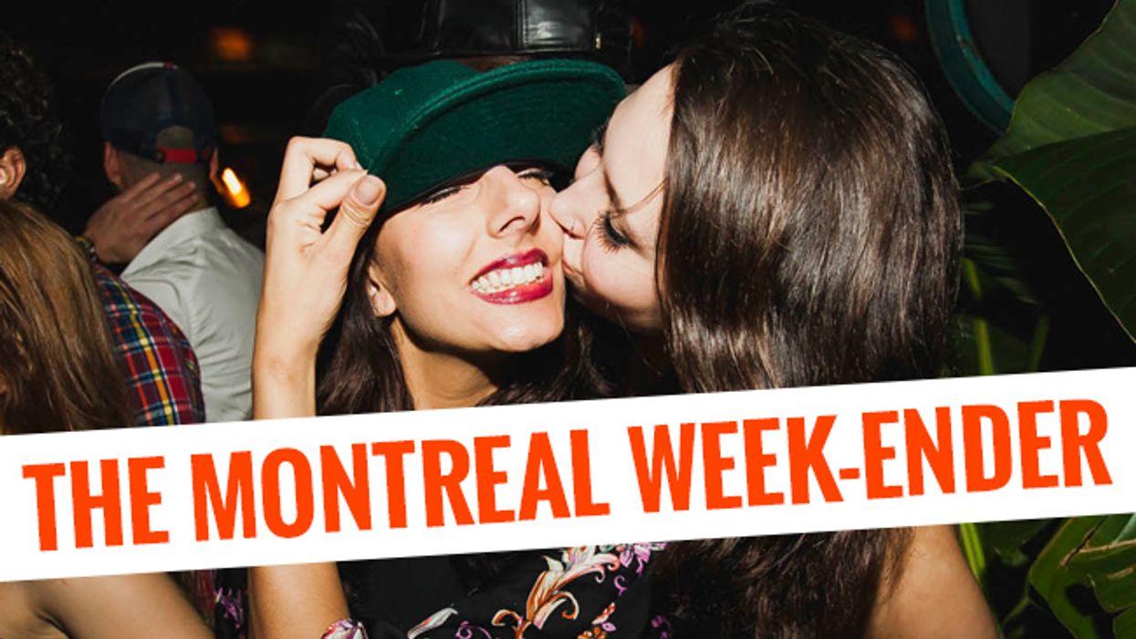 The Montreal Week-Ender: November 27th - November 30th