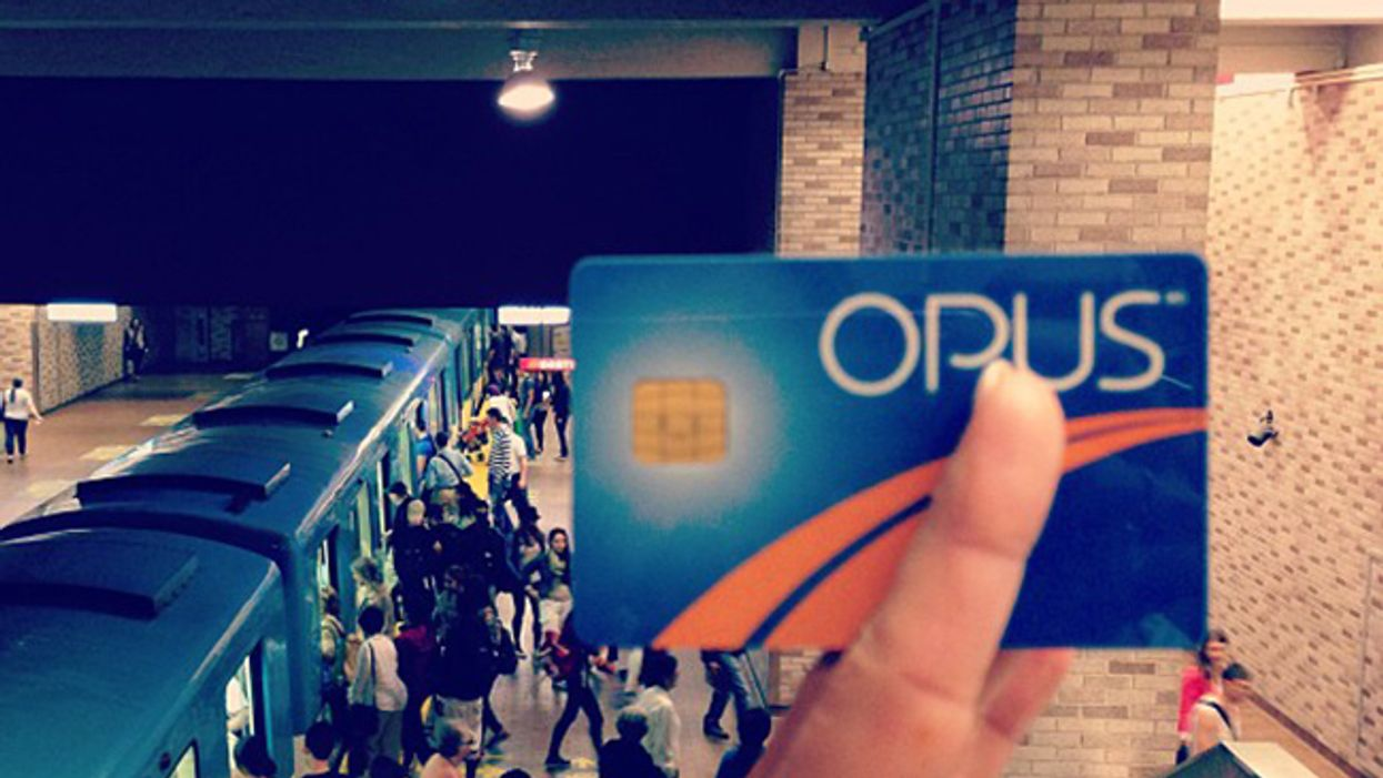 Your OPUS STM Monthly Pass Is Going To Cost You $2.50 More In 2015
