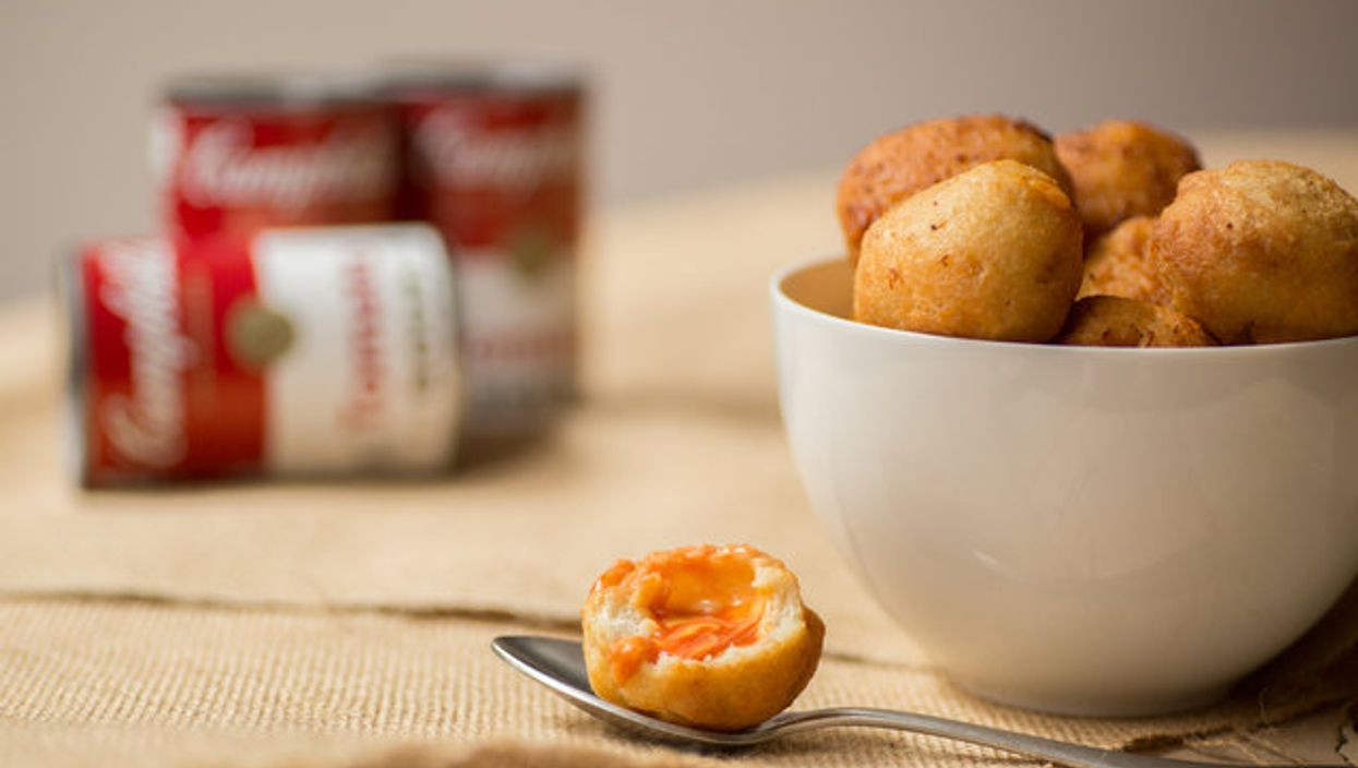 Grilled Cheese Tomato Soup Dumplings Are The Comfort Food Of Your Dreams