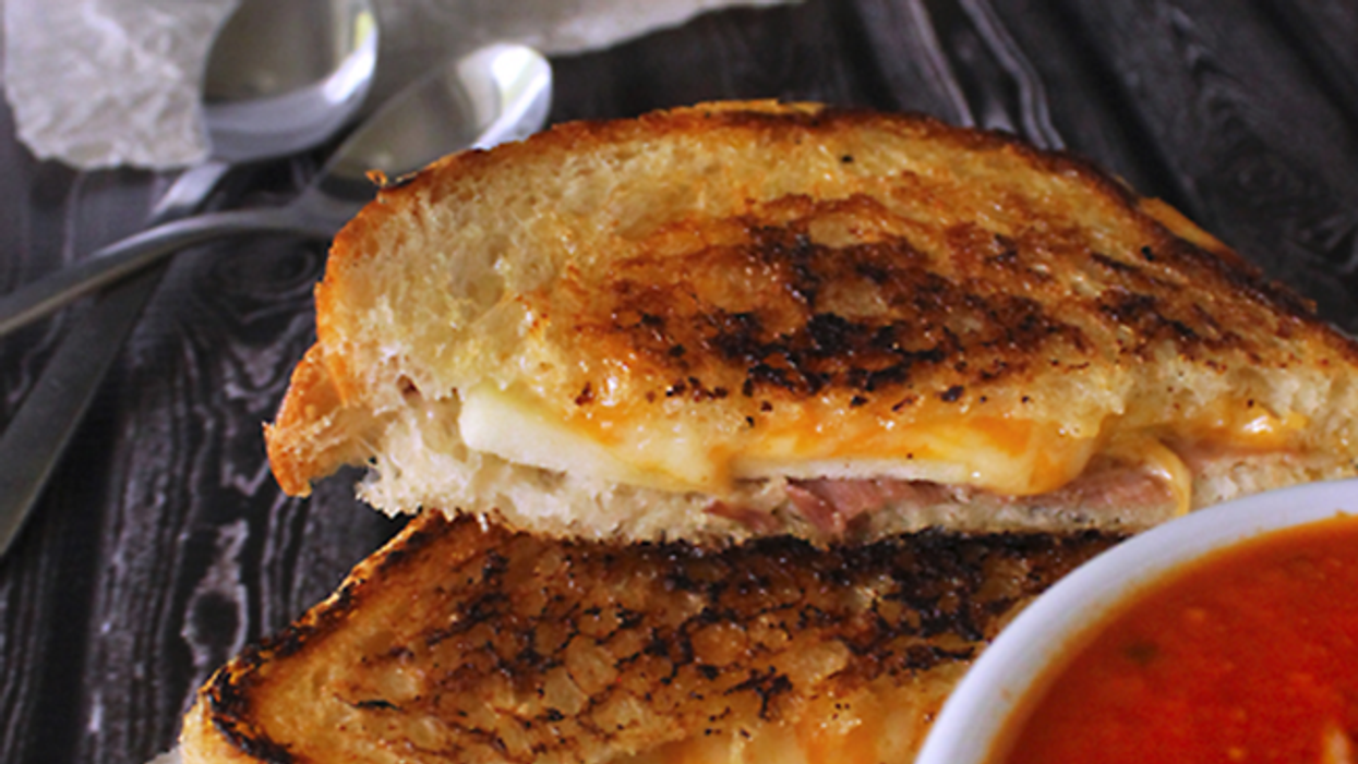 Best Montreal Grilled Cheeses