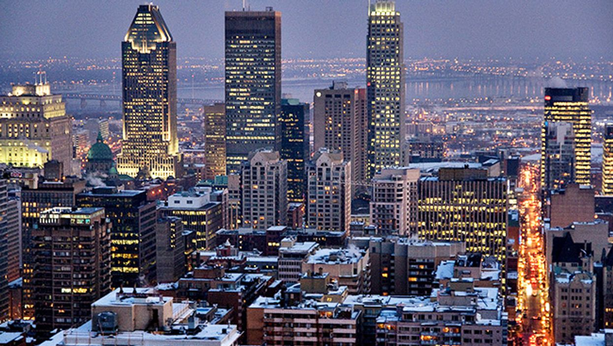 Montreal Ranked #9 Smartest City In The World