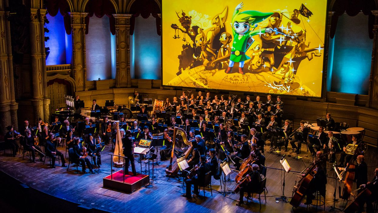 """Montreal Is Hosting A """"Super Nintendo"""" Orchestra Concert Next Month"""
