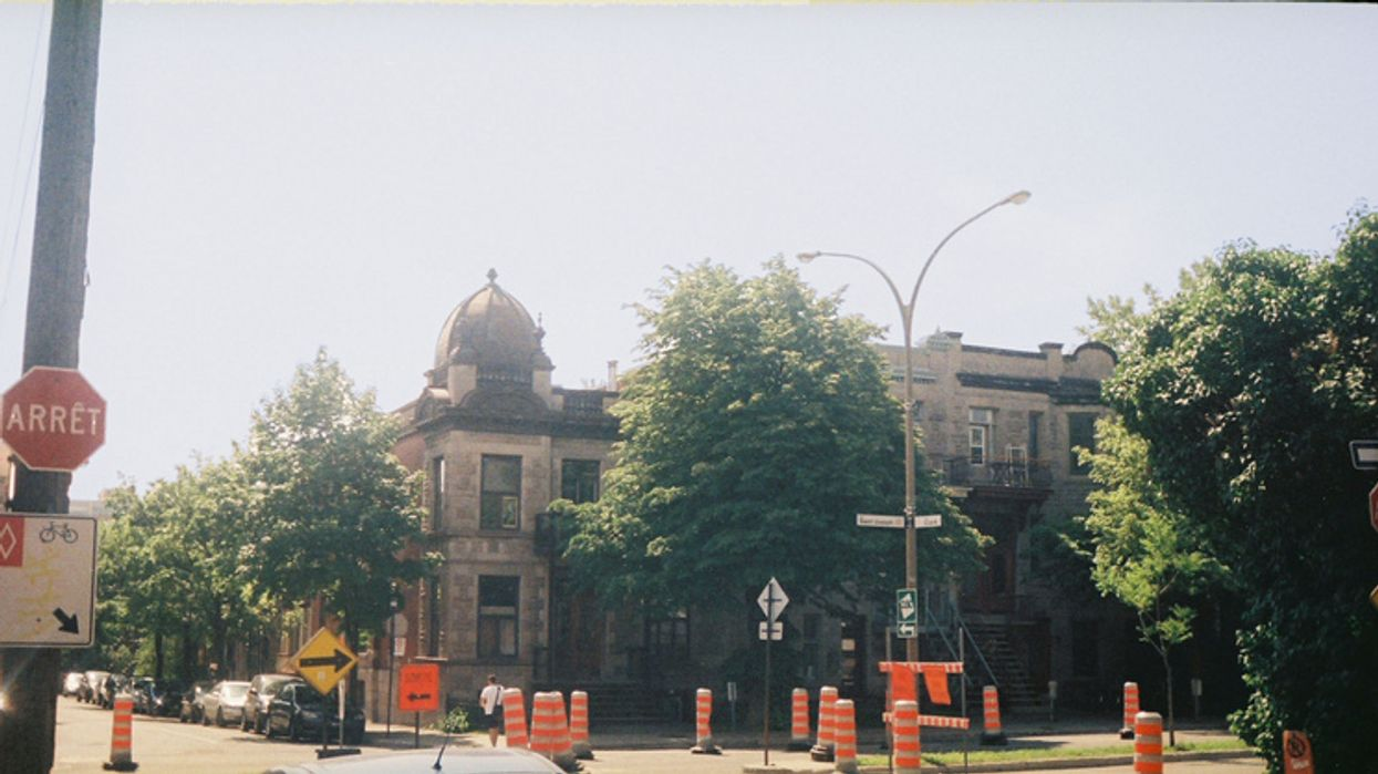 Plateau Mont-Royal Will Have Less Cars In 2015