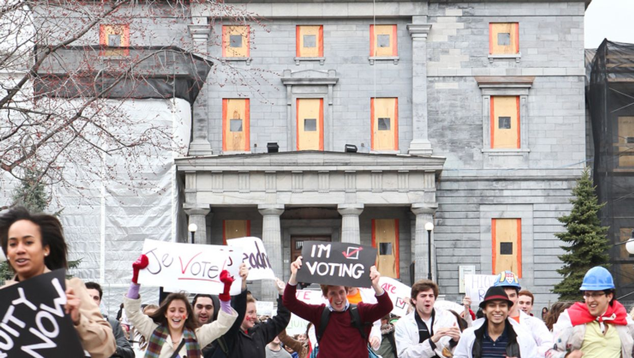 """Montreal's McGill University Ranked #3 Worst Campus For """"Student Freedom"""""""