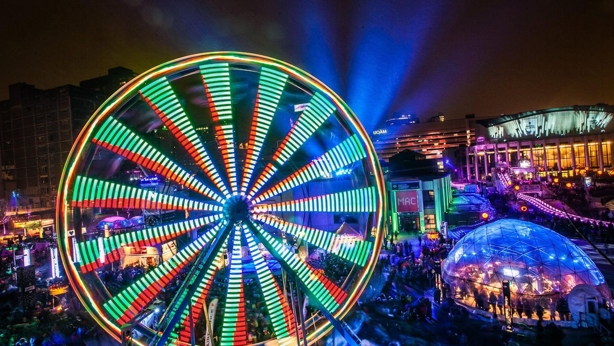 Top 10 Things To Eat & Drink At Montreal En Lumière 2015