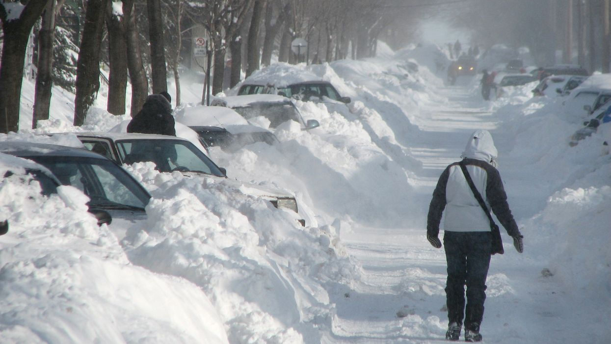 Montreal Will Have Free Snow Removal App This Winter