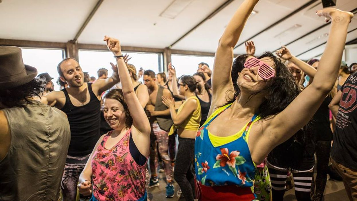 Montreal Will Now Be Hosting Yoga-Massage-Morning Dance Raves
