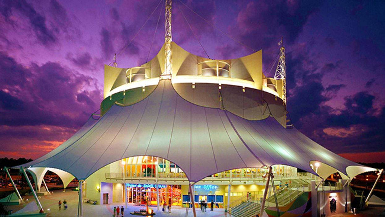 Montreal's Cirque du Soleil To Open A Circus Theme Park In 2018