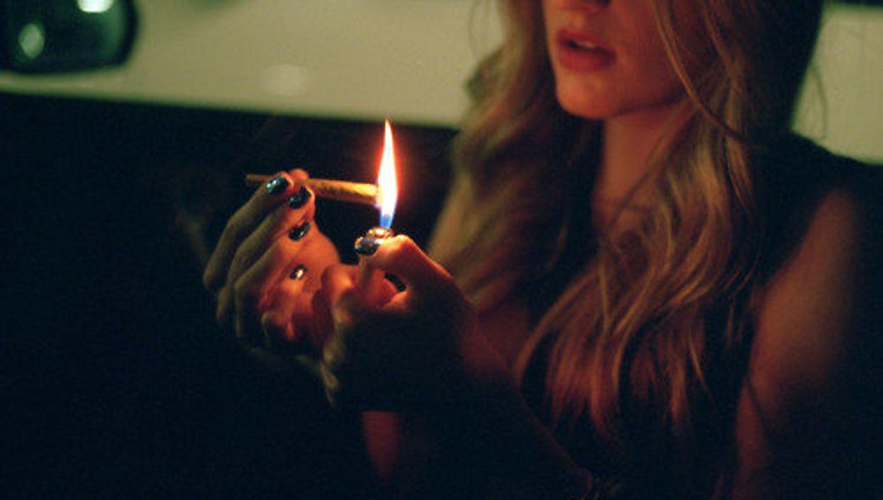 People Who Smoke Marijuana Have Smaller Brains