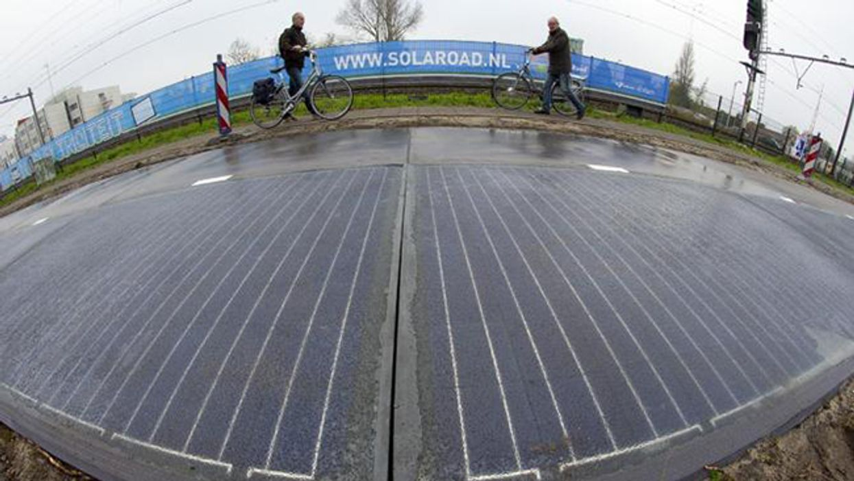 Montreal Should Have Solar Bike Paths By 2017