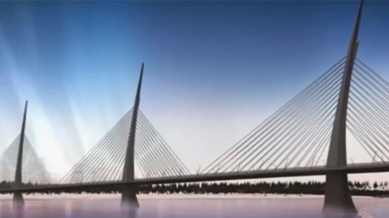 What Montreal's All-New Champlain Bridge Should Look Like