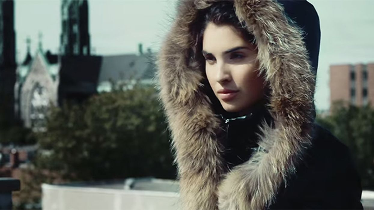 Montreal Group Exposes The Dark & Disgusting Truth About The Fur Fashion Industry